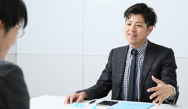 竹林伸さん 大手飲料メーカーに訪問
